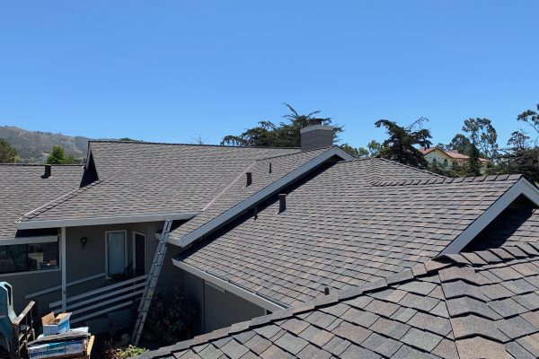 Shingle Roofing Redwood Roofing And Repair