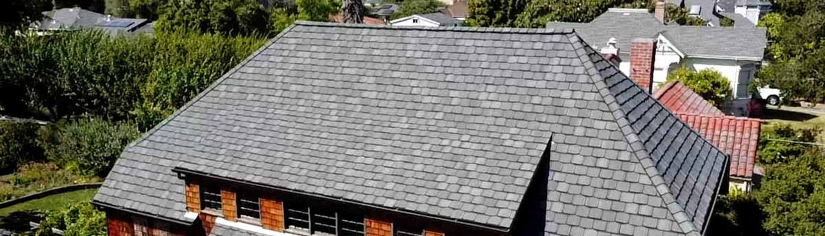 Featured image of a residential roof install completed by the top roofing contractor in Santa Cruz County Redwood Roofing and Repair