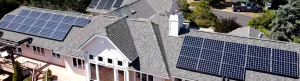 Featured image of asphalt shingle roof install in Santa Cruz California
